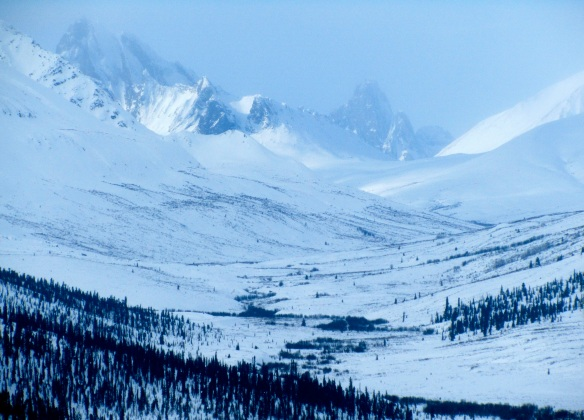 Dempster Mountains